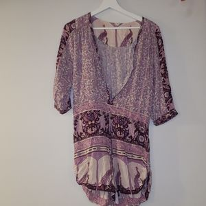 Spell and The Gypsy Purple Romper